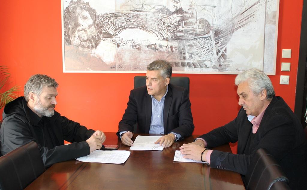 Έργα 3 εκατ. ευρώ για την αναβάθμιση των δικτύων ύδρευσης